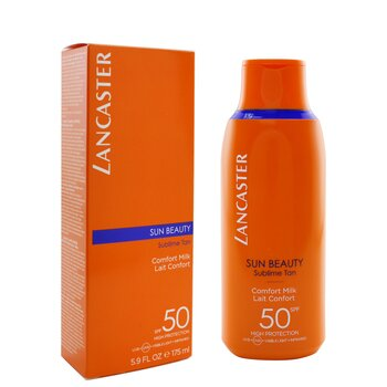 Sun Beauty Sublime Tan - Comfort Milk SPF50  175ml/5.9oz