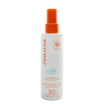 Sun Sensitive Milky Spray For Kids SPF50+ - For Face & Body  150ml/5oz