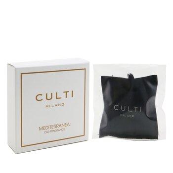 Car Fragrance - Mediterranea  1pc