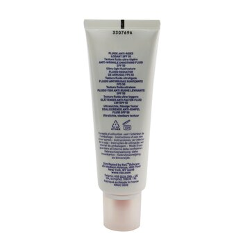 Soleil-Protect Anti-Wrinkle Smoothing Fluid SPF 50 UVA & UVB (Visibly Reduces Wrinkles)  50ml/1.69oz