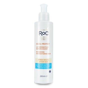 Soleil-Protect Refreshing Skin Restoring Milk (After-Sun)  200ml/6.7oz