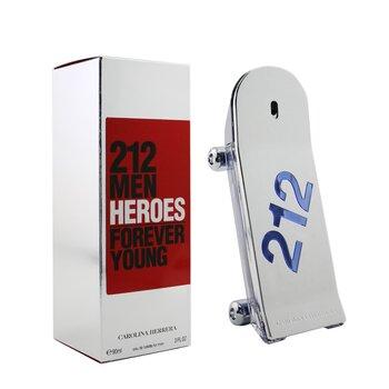 212 Heroes Forever Young Eau De Toilette Spray  90ml/3oz