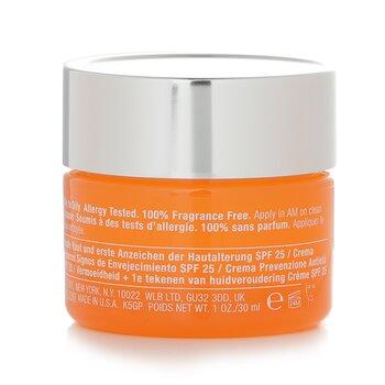 Superdefense SPF 25 Fatigue + 1st Signs Of Age Multi-Correcting Cream - Combination Oily to Oily  30ml/1oz