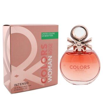 Colors Rose Intenso Eau De Parfum Spray  80ml/2.7oz