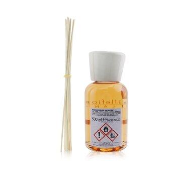 Natural Fragrance Diffuser - Lime & Vetiver  500ml/16.9oz