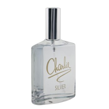 Charlie Silver Eau De Toilette Spray (Unboxed)  100ml