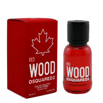 Red Wood Eau De Toilette Spray  30ml/1oz