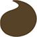 color swatches Elizabeth Arden Statement Brow Gel - # 04 Deep Brown