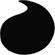 color swatches Shiseido Inkstroke Eyeliner - #BK901 Shikkoku Black
