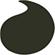 color swatches Shiseido Inkstroke Eyeliner - #GR604 Shinrin Green
