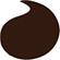 color swatches Shiseido Inkstroke Eyeliner - #BR606 Kuromitsu Brown