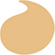 color swatches Givenchy Khol Couture Waterproof Retractable Eyeliner - # 07 Light Gold