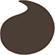 color swatches Chanel Le Gel Sourcils Longwear Eyebrow Gel - # 370 Brun