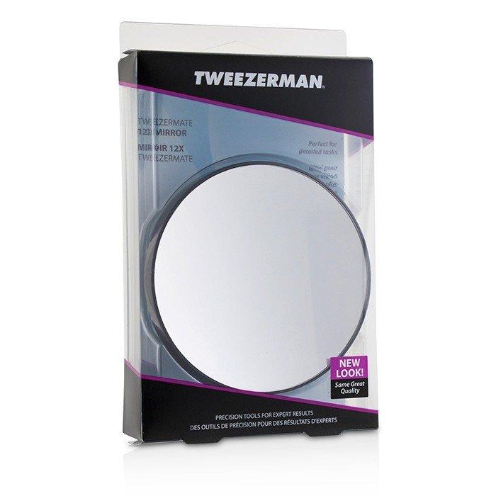 Tweezermate 12x Magnification Personal, Tweezerman Professional Tweezermate 12x Magnifying Mirror