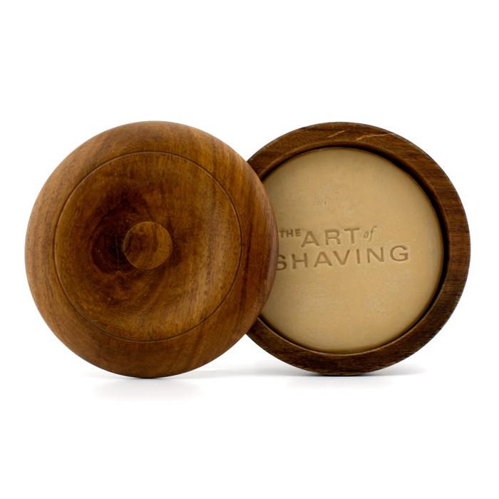 刮胡学问 刮胡皂连盒 - 无香味  敏感皮肤   95g/3.4oz