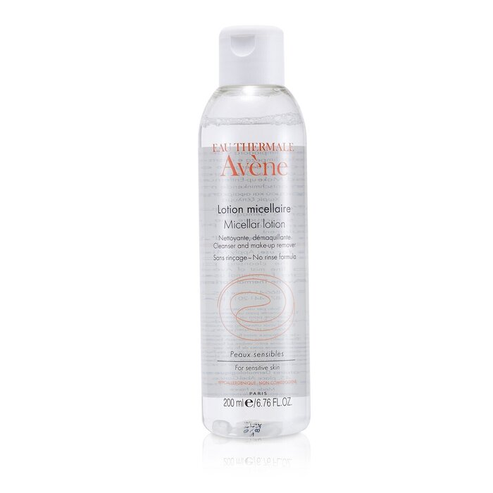 Avene Micellar Lotion Cleanser And