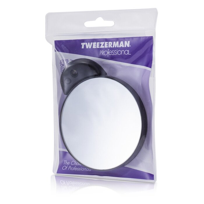 Tweezermate 10x Lighted Mirror, Tweezerman Professional Tweezermate 12x Magnifying Mirror