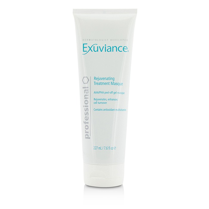 exuviance rejuvenating treatment masque review