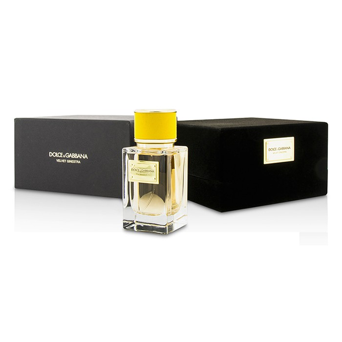Dolce & Gabbana Velvet Ginestra Eau De Parfum Spray 50ml1.6oz (F) Eau De Parfum | Free Worldwide Shipping | Strawberrynet NL
