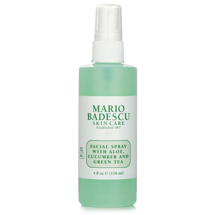 Mario Badescu Facial Spray With Aloe Cucumber And Green Tea For All Skin Types 118ml 4oz