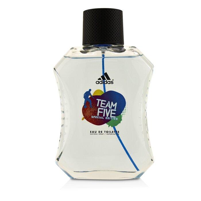 Alfombra de pies Penetración Cuota de admisión  Adidas - Team Five Eau De Toilette Spray (Special Edition) 100ml ...