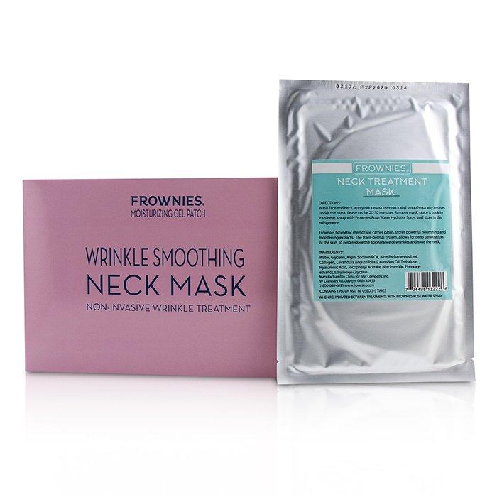 芙蓉妮 抗皱舒缓颈部膜-滋润凝胶贴片Wrinkle Smoothing NeckMask  1sheet