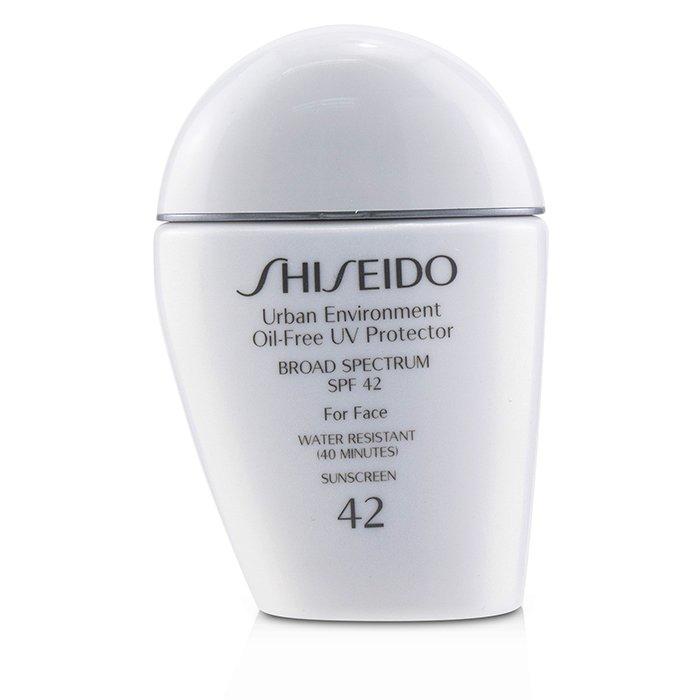 Shiseido Urban Environment Oil Free Uv Protector Spf42 30ml 1oz Sun Care Bronzers Face Free Worldwide Shipping Strawberrynet Hk