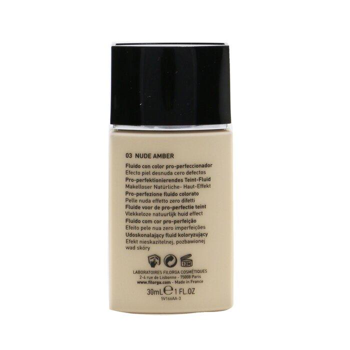 Maquillaje fluido Filorga Flash Nude Fluid 03 Nude Amber